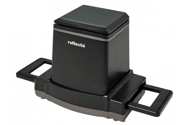 reflecta x120 Scan - stand-alone CMOS Medium format ...