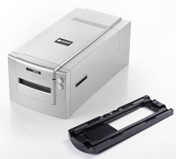 Details Braun FS120 Medium Format Film Scanner, 200 Sec ...